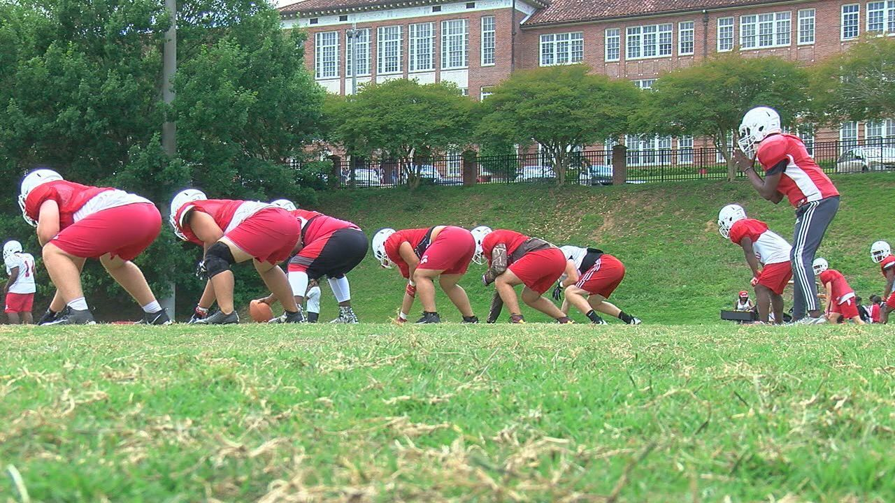 Spring Football Check-in: Leon Lions