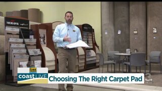 How to choose a carpet pad from Team 3 Professionals