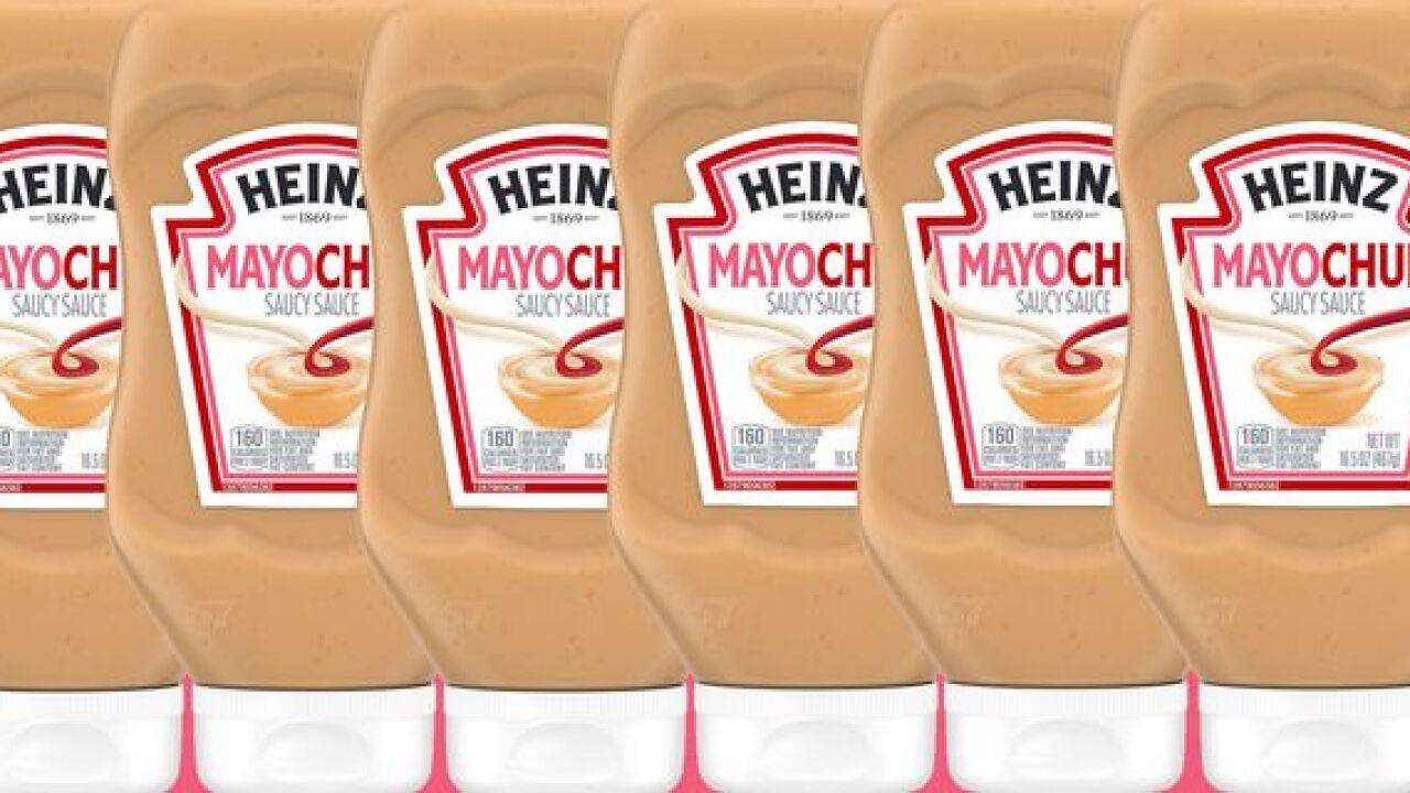 Heinz officially debuts 'Mayochup' sauce after social media vote
