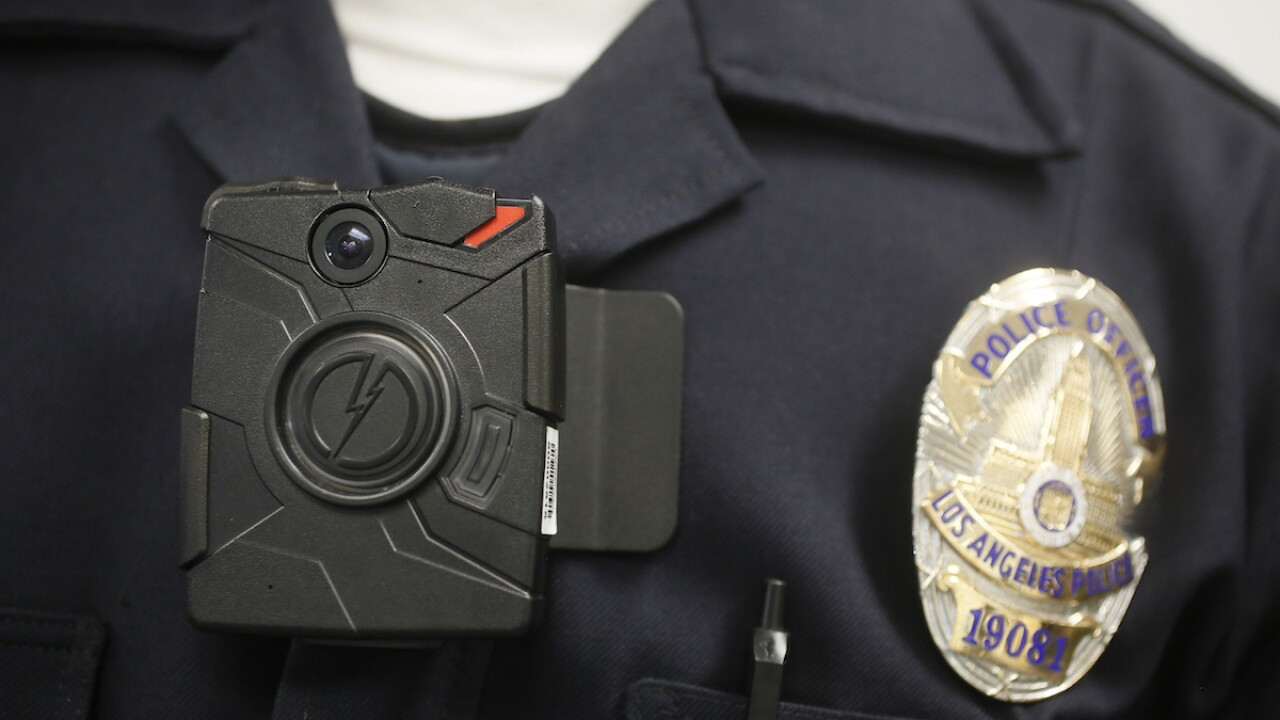 Court: California agencies can't charge to edit police video