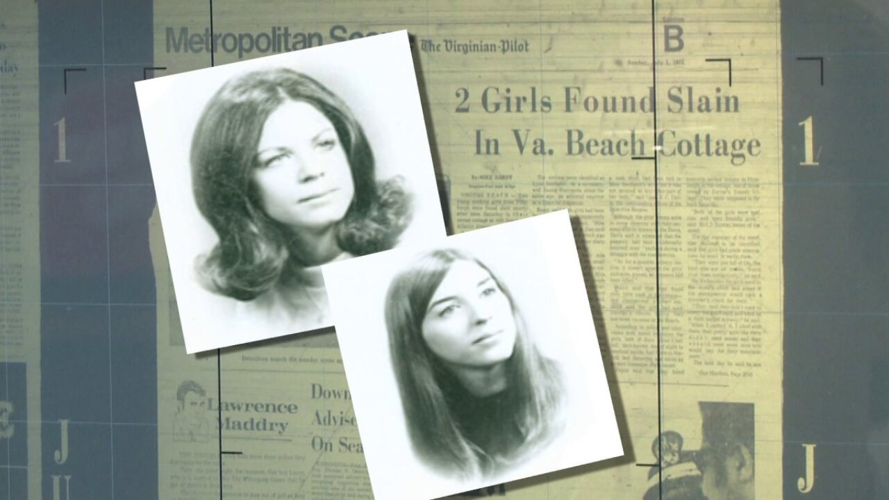 80-year-old man charged in 1973 Virginia Beach cold case murders