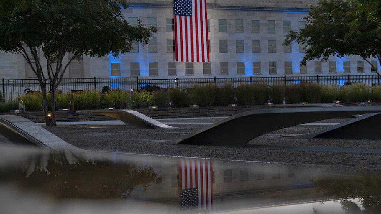 Sept 11 Anniversary Pentagon