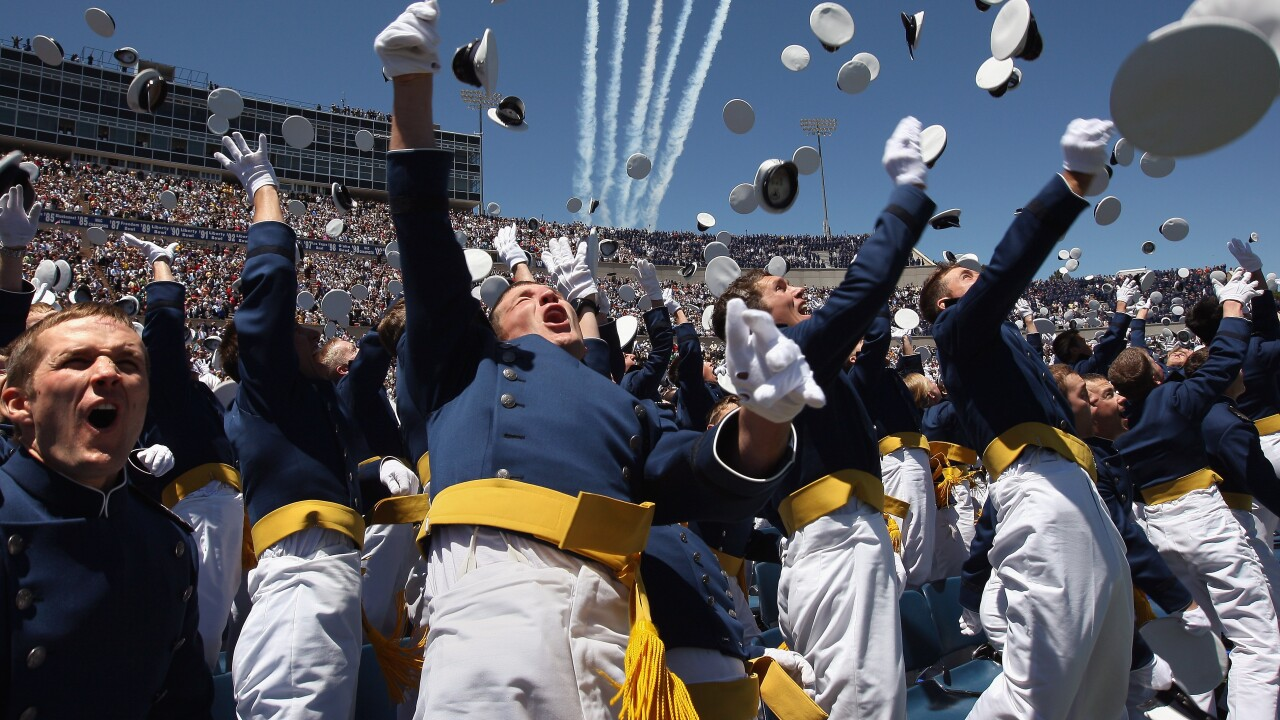 Air Force Graduation >> President Trump To Speak At Air Force Academy Graduation Thursday