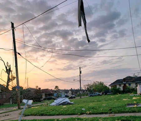 Photos: Tornadoes strike multiple Ohio, Indiana cities