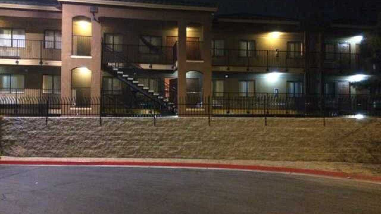 1 dead, 1 critical after Boulder Hwy shooting