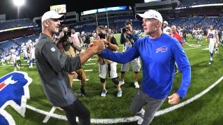 WKBW sports staff predicts Wild Card matchup between Bills & Colts