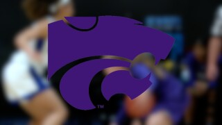 K-State Women's Basketball Logo