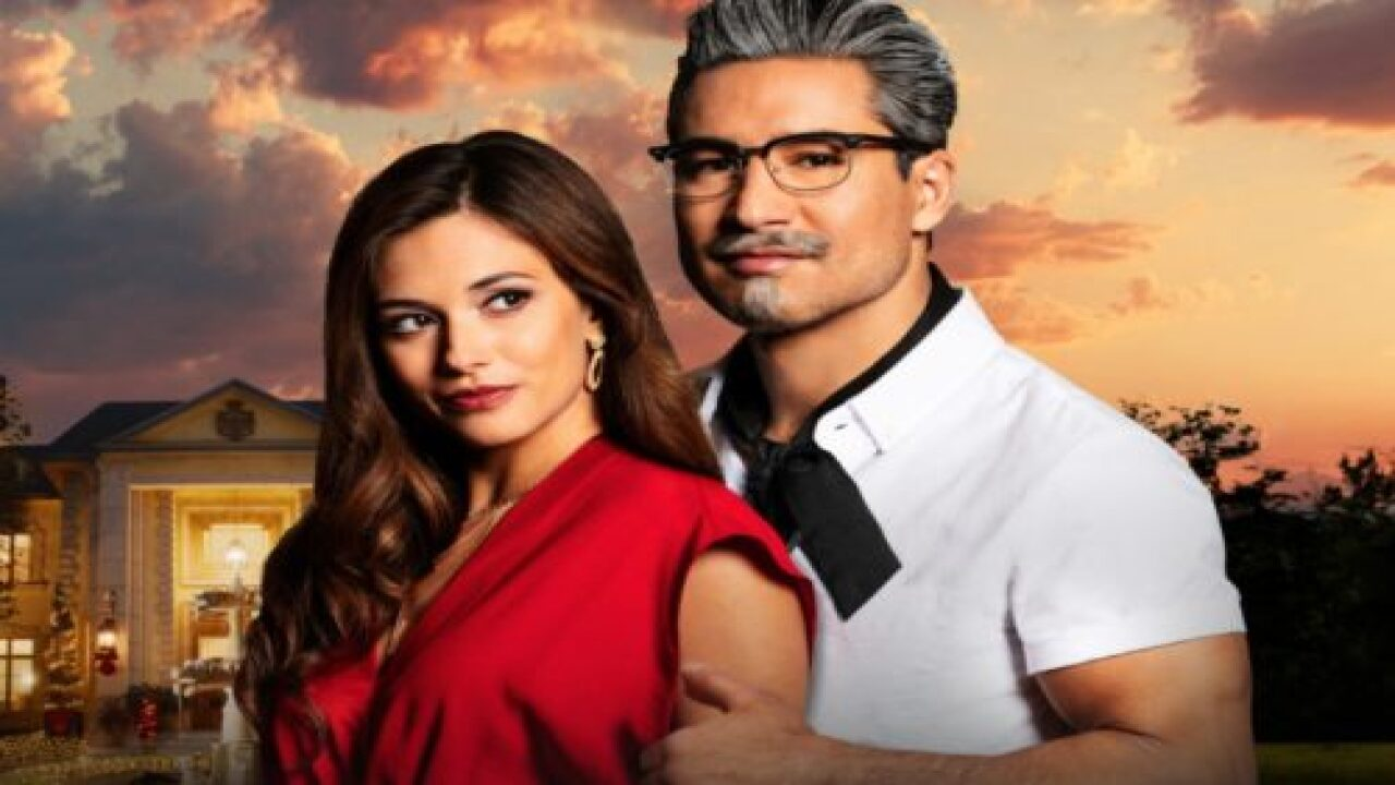 Mario Lopez Is Playing KFC's Colonel Sanders In Steamy New Lifetime Movie