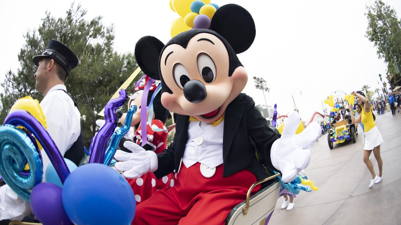Disney workers can enroll at a Florida college, and Disney will pay for it