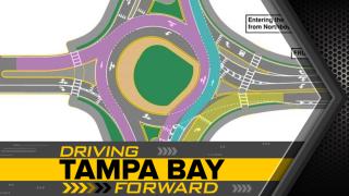 DTBF Sarasota roundabout