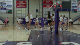 Freshman fitting in well with Carroll Volleyball