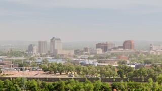Colorado Springs Haze