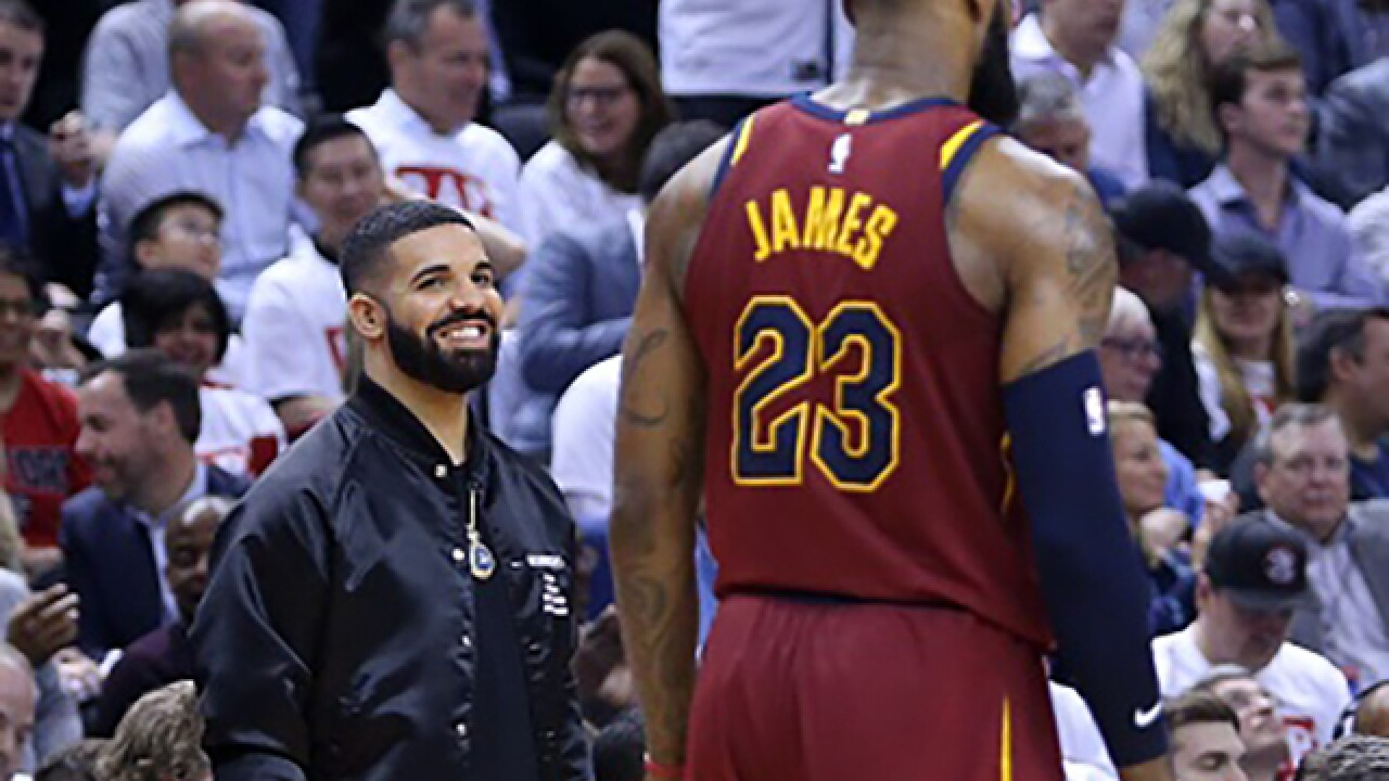 Video: The inevitable 'Bron's Plan' parody of Drake's 'God's Plan' is here, and it's pretty good