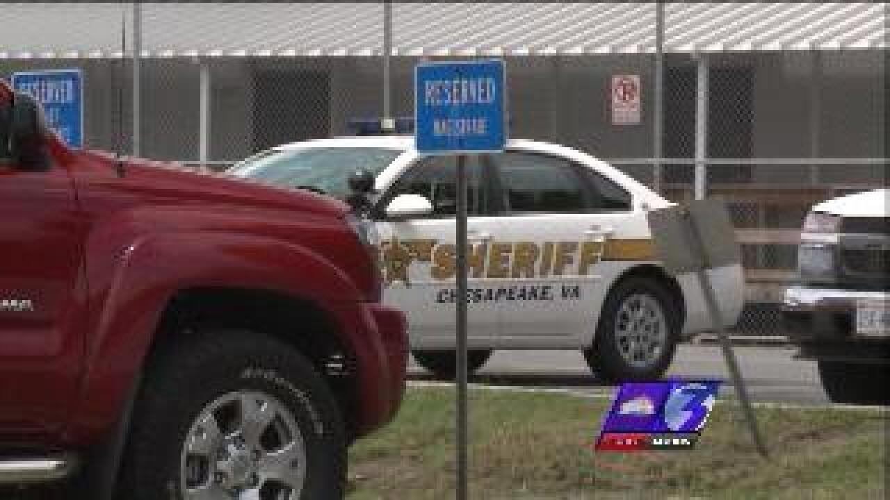 Chesapeake City Jail adds safety measures after two deputies are fired over escape