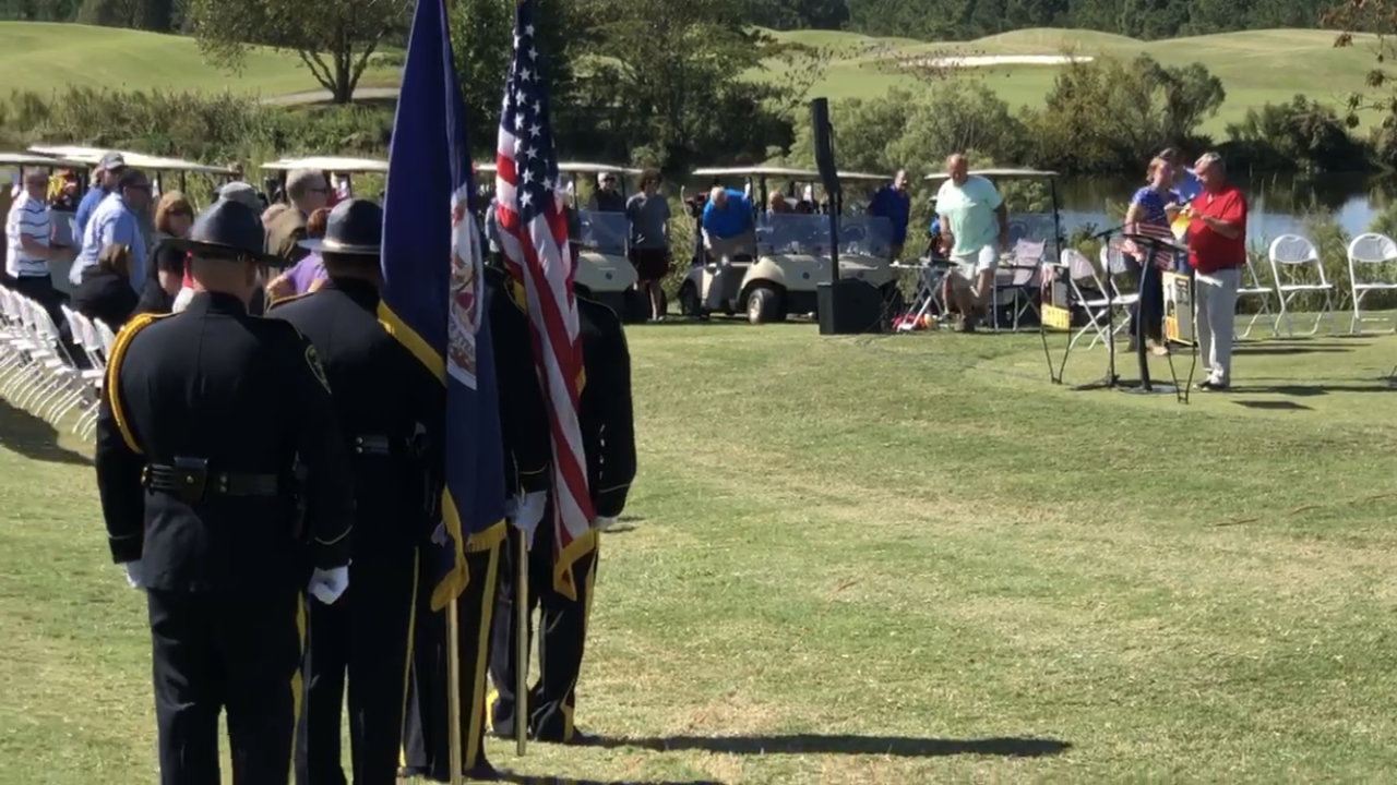 Patriot Day Golf tournament raises $37K for military families