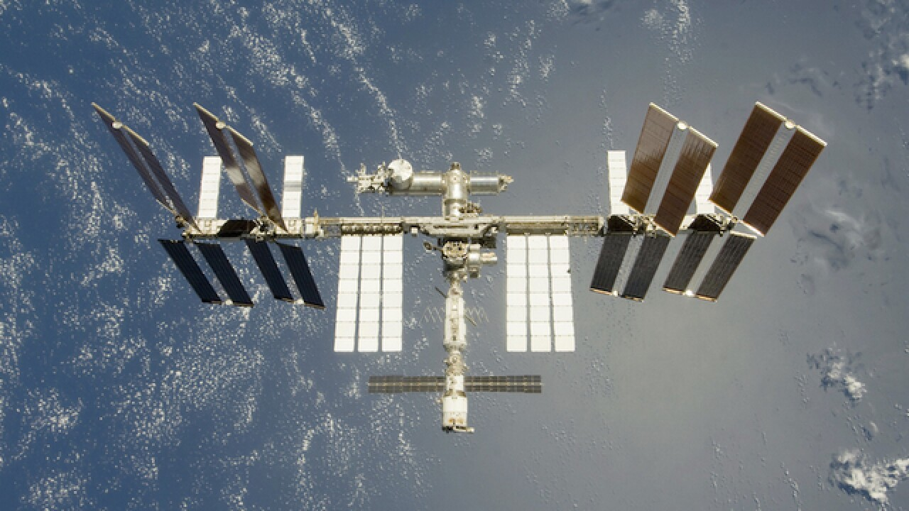 NASA to live-stream resupply mission to International Space Station