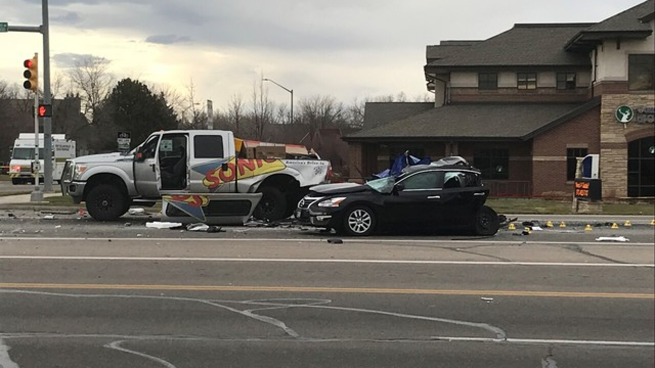 Two dead in Fort Collins crash involving suspicious vehicle that