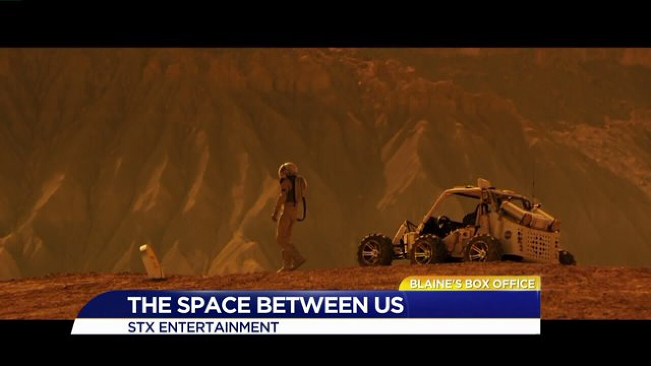 Blaine's Box Office: The Space BetweenUs