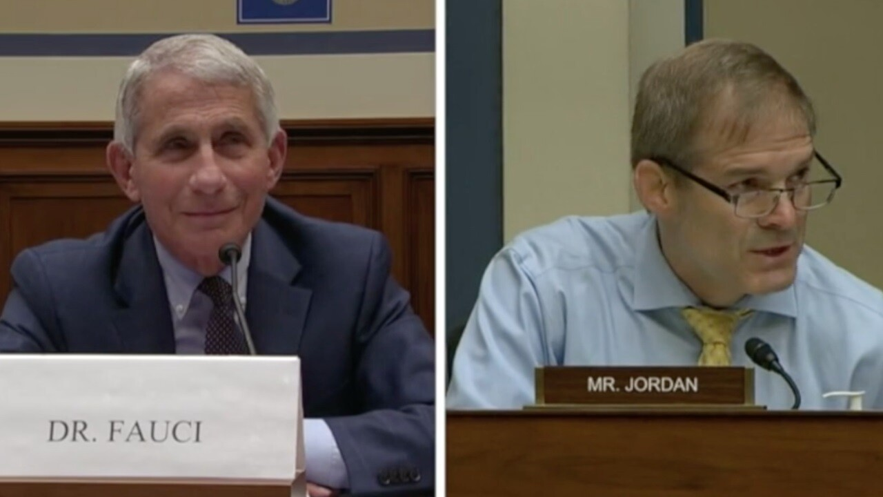 Dr. Fauci tells Congress attending protests is not advised amid the coronavirus pandemic