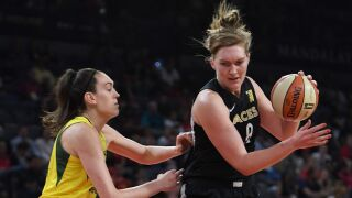 Las Vegas Aces Carolyn Swords file