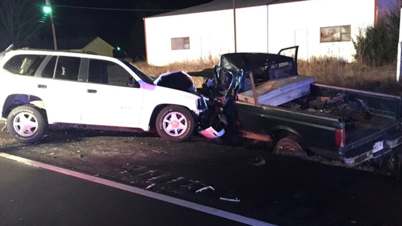 1 Killed In Marshall County Crash On State Route 64