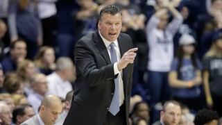 Audio: Creighton Head Coach Greg McDermott