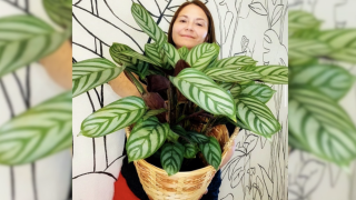 'Plant Lady' Rosa Ramos