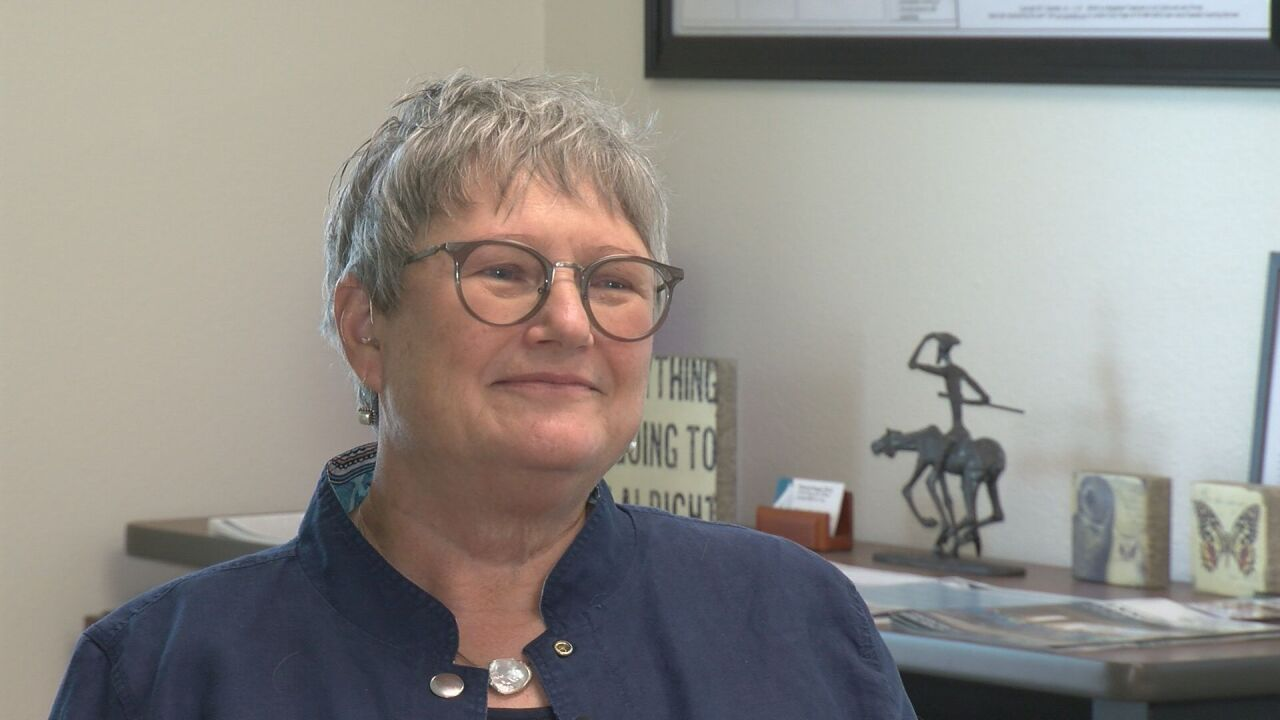Patricia Yeager, The Independence Center CEO