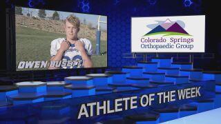 KOAA Athlete of the Week: Owen Busetti, Florence football