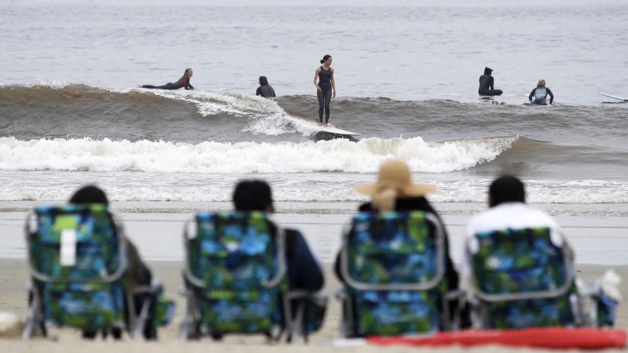 Most California beaches avoid closure, as Newsom closes Orange County beaches