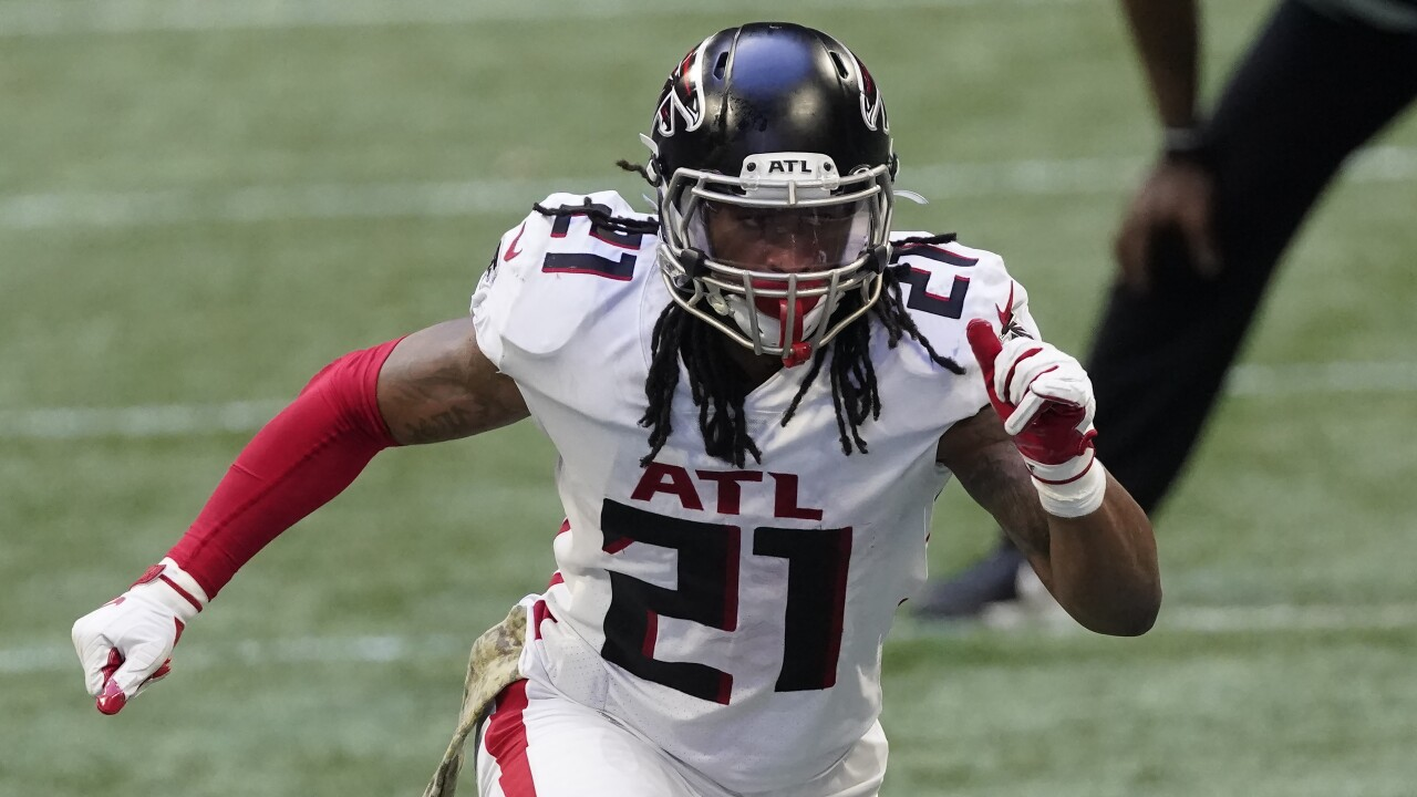 FILE Todd Gurley Atlanta Falcons