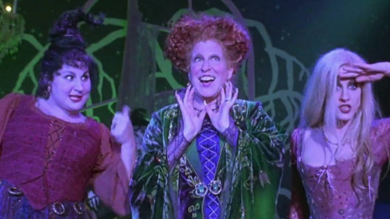 Sanderson Sisters from 'Hocus Pocus' reuniting for Halloween virtual event