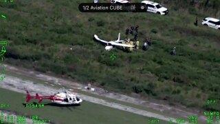 Small plane crash near Hobe Sound on Sept. 28, 2021