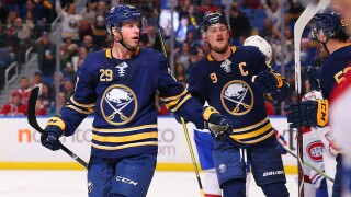 5 Observations: Sabres get third straight win, knock off Canadiens 4-3