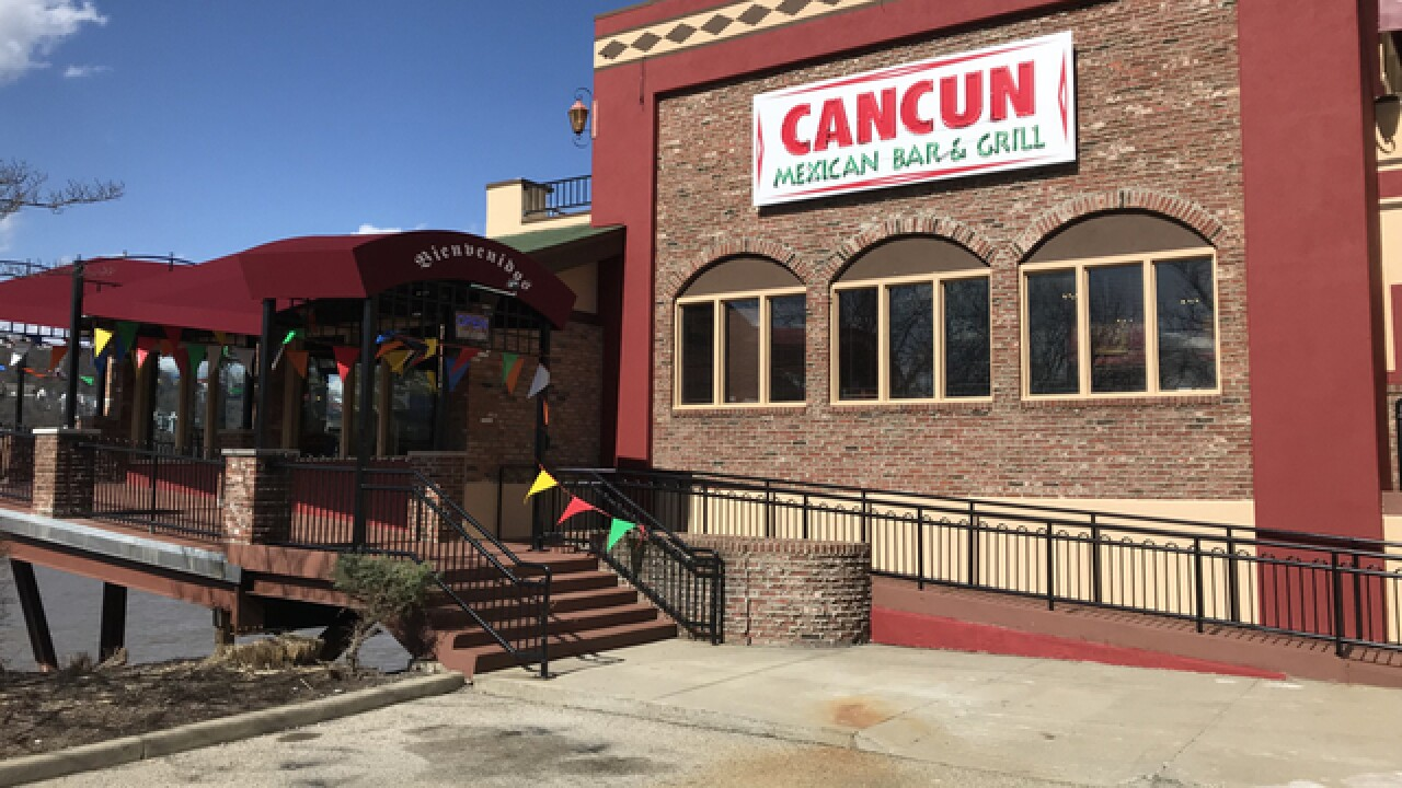 Cancun Mexican opens on Newport's Riverboat Row