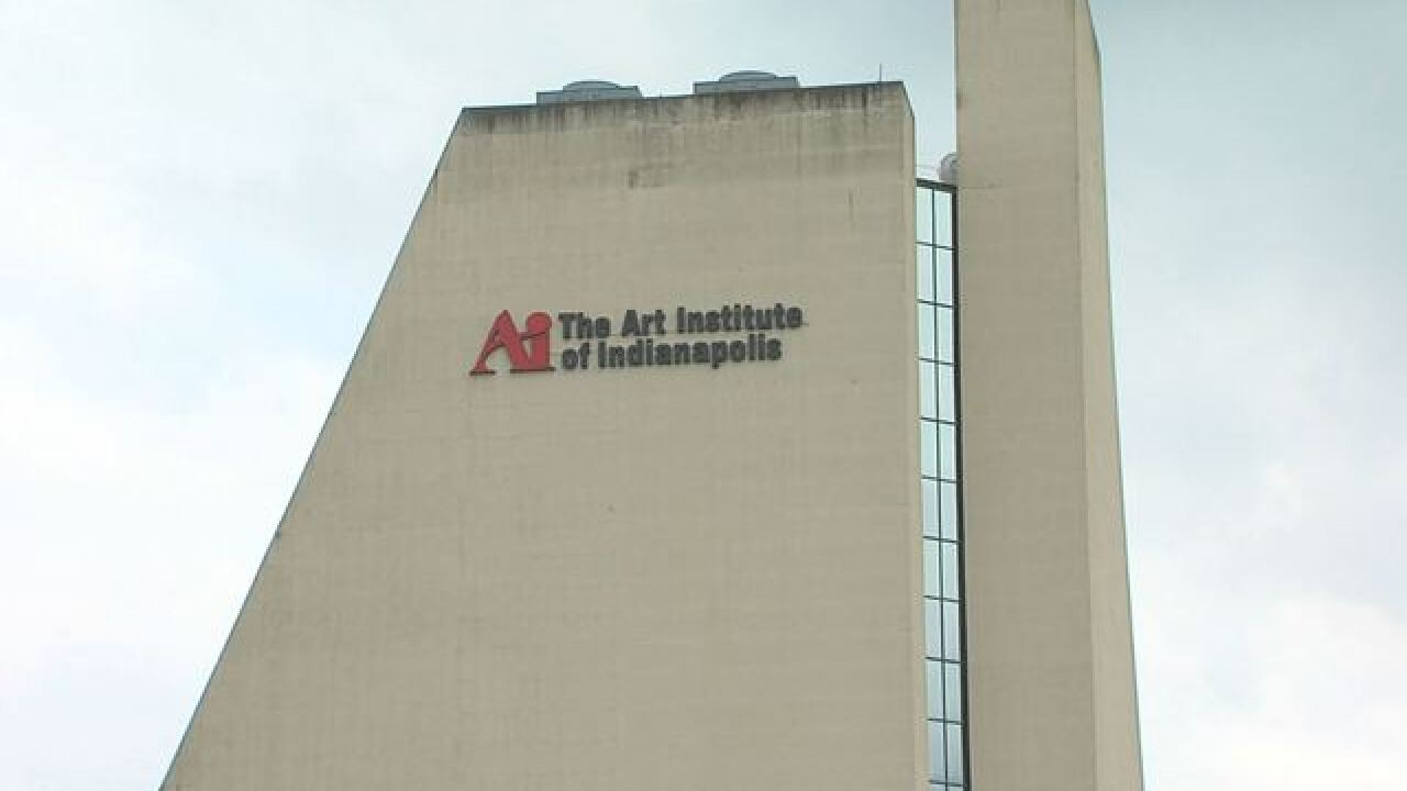 Students, parents say communication lacking as Art Institute halts enrollment and classes