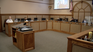 Papillion Board of Health votes on mask mandate