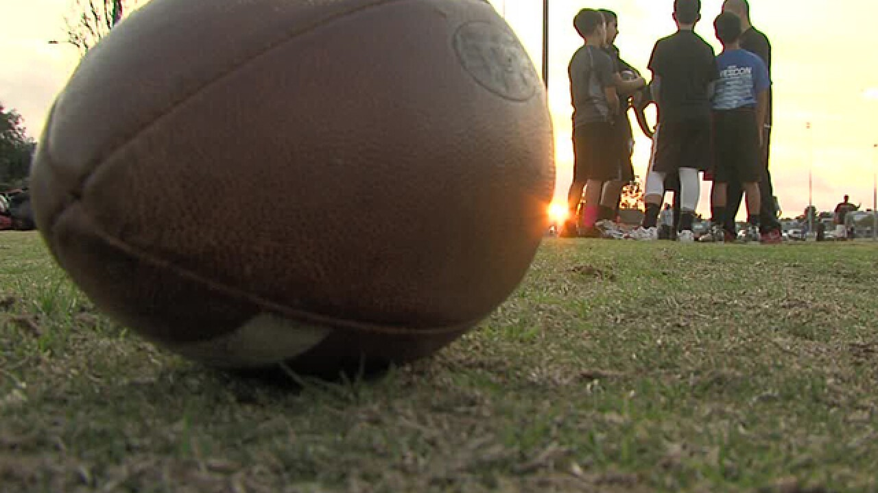 $100K Pop Warner theft: I'm not guilty