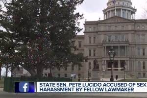 State Sen. Mallory McMorrow files sexual harassment complaint against Sen. Lucido