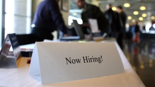 Now Hiring Sign_Employment