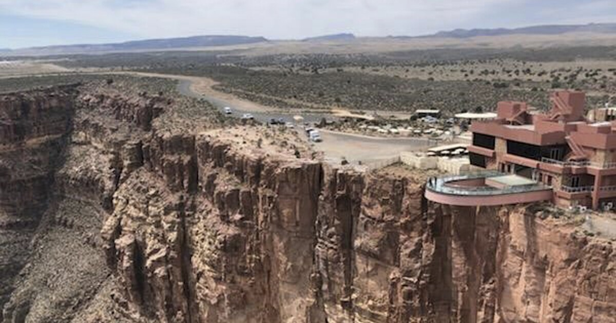 Two More Fatal Falls At Grand Canyon Follow Dozens Of Others