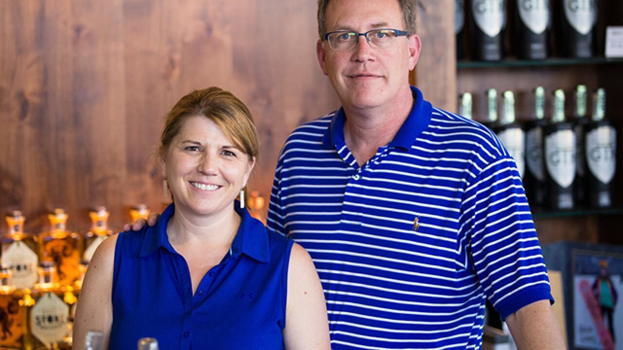 Missouri's only female distiller is ex-teacher