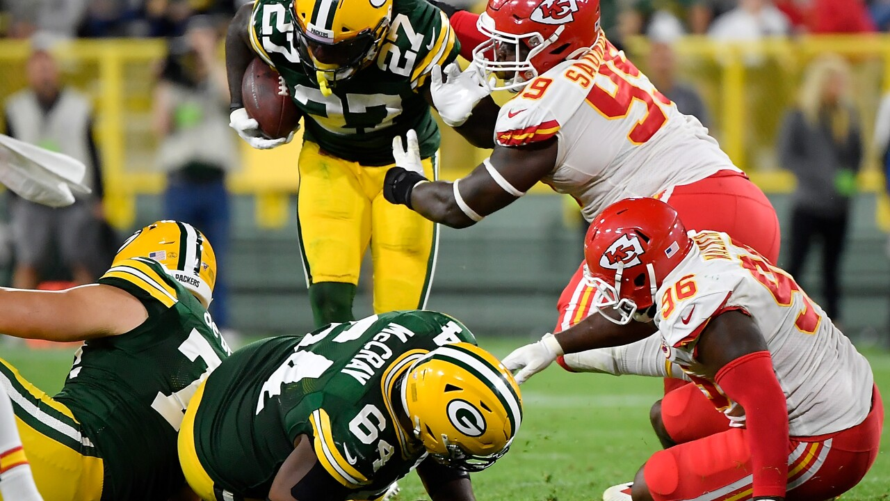 packers chiefs getty