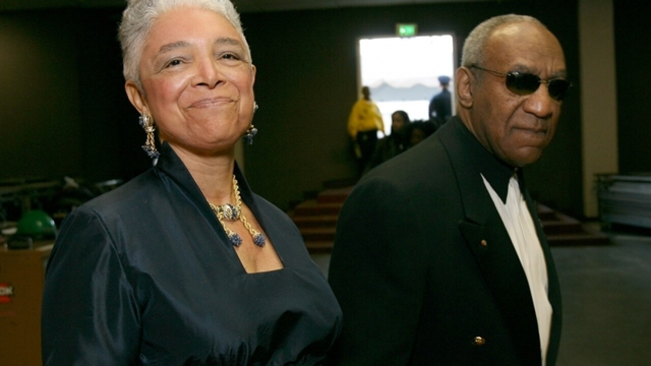 Bill Cosby's wife says she never read sex assault deposition