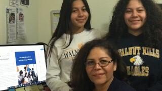 Computer donations Maribel Cortes