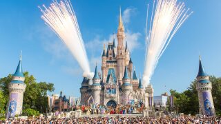 Disney World is offering 4-day, 4-park tickets for $89 per day