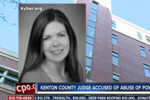 Kenton County Judge Dawn Gentry caught up in courthouse scandal