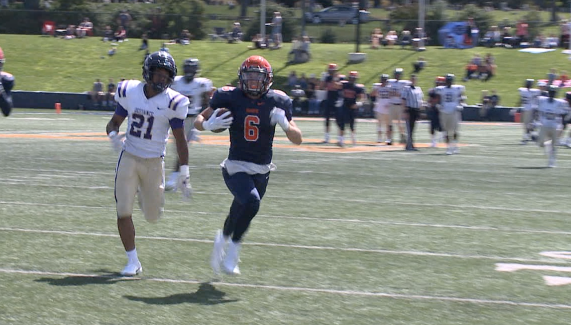 Hope College previewing the 2021 football season