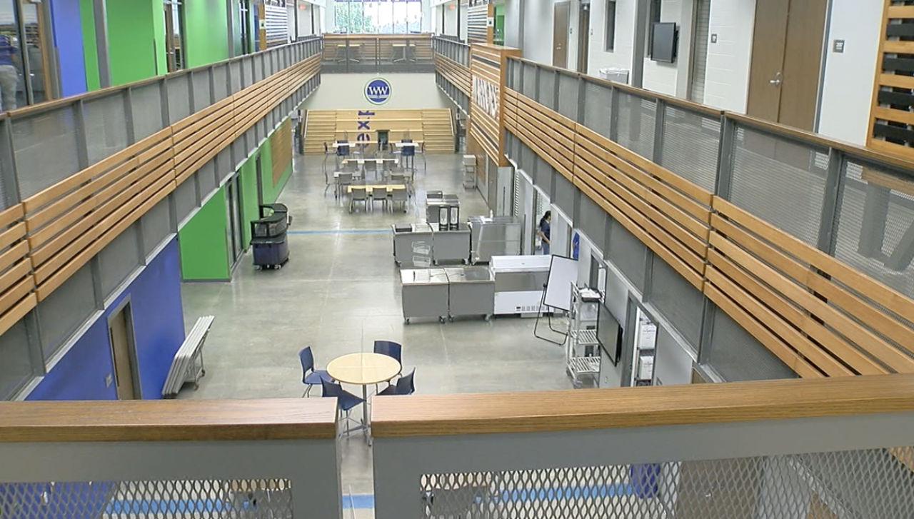 Winton Woods North Campus learning area