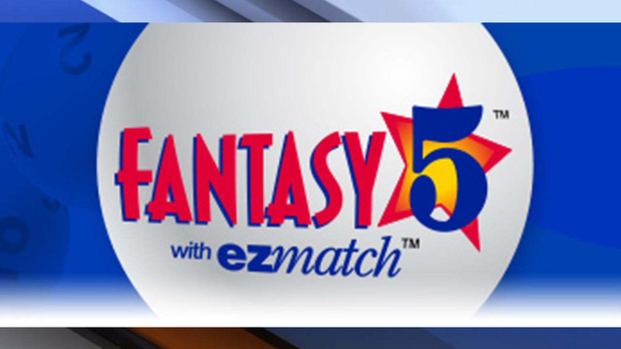 Fantasy 5 Florida lottery ticket worth $100K expires Tuesday